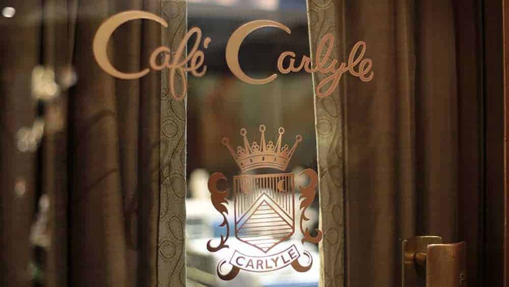 Carlyle Cafe'