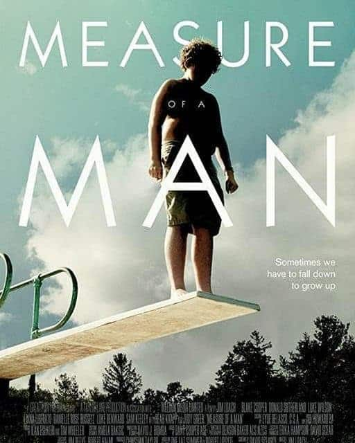 Interview with Jim Loach and Liana Liberato from the film 'Measure of a Man'