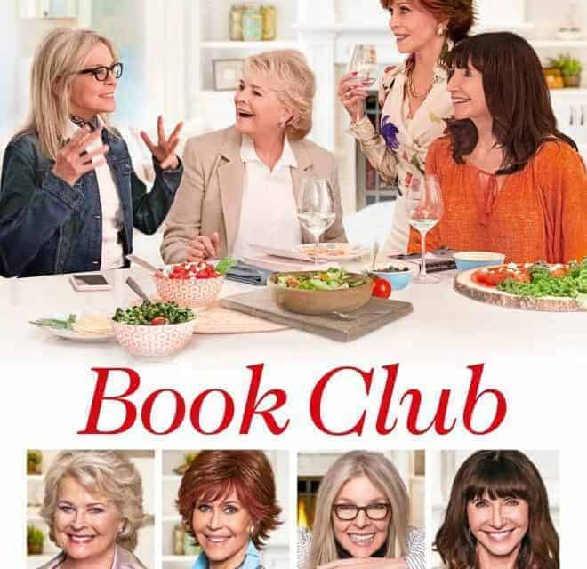Book Club Movie Review