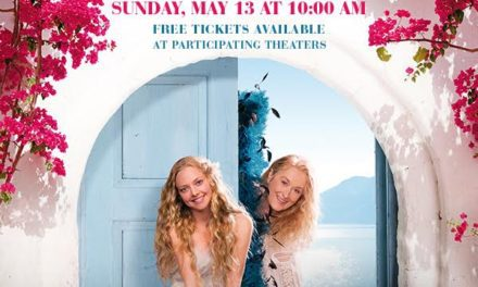 "COMPLETELY FREE ""MAMMA MIA!"" event happening on Mother's Day at Harkins Camelview at Fashion Square!"