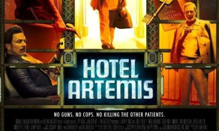 Hotel Artemis Movie Review