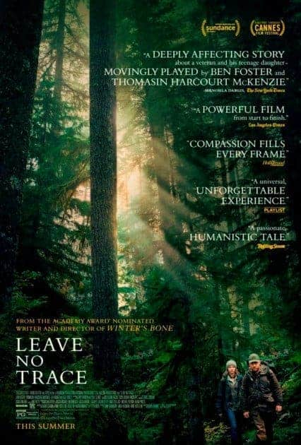 Leave No Trace – Movie Review