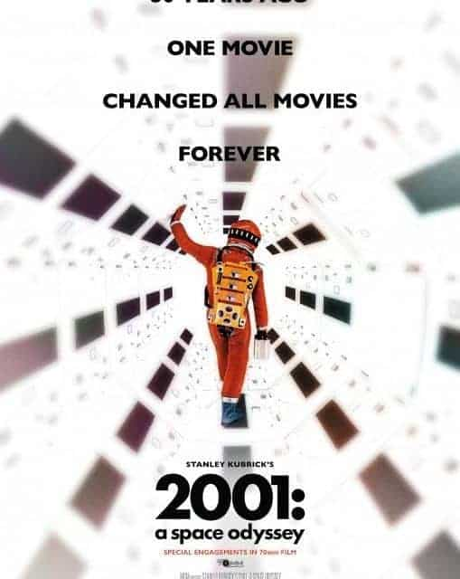 2001: A Space Odyssey – 50th Anniversary Re-Release