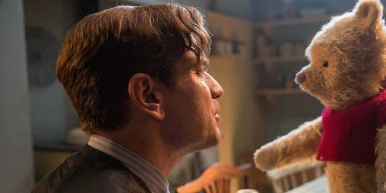 """NEW FEATURETTE OF DISNEY'S """"CHRISTOPHER ROBIN"""" NOW AVAILABLE & ADVANCE TICKETS ON SALE TODAY!!"""