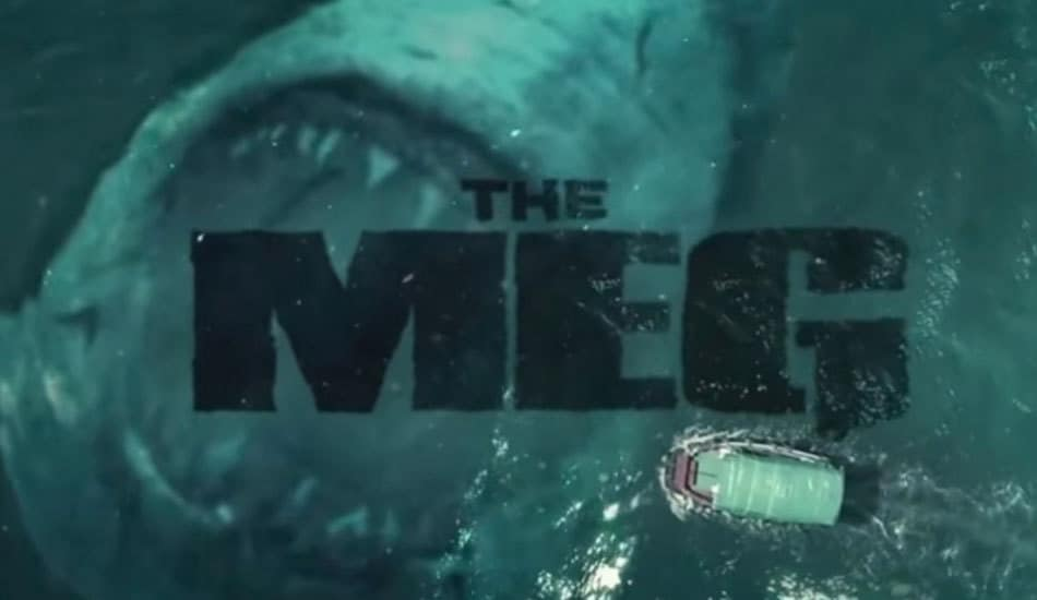 The Meg Advance Movie Screening
