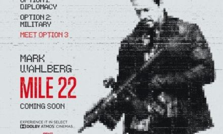 Mile 22 Movie Review