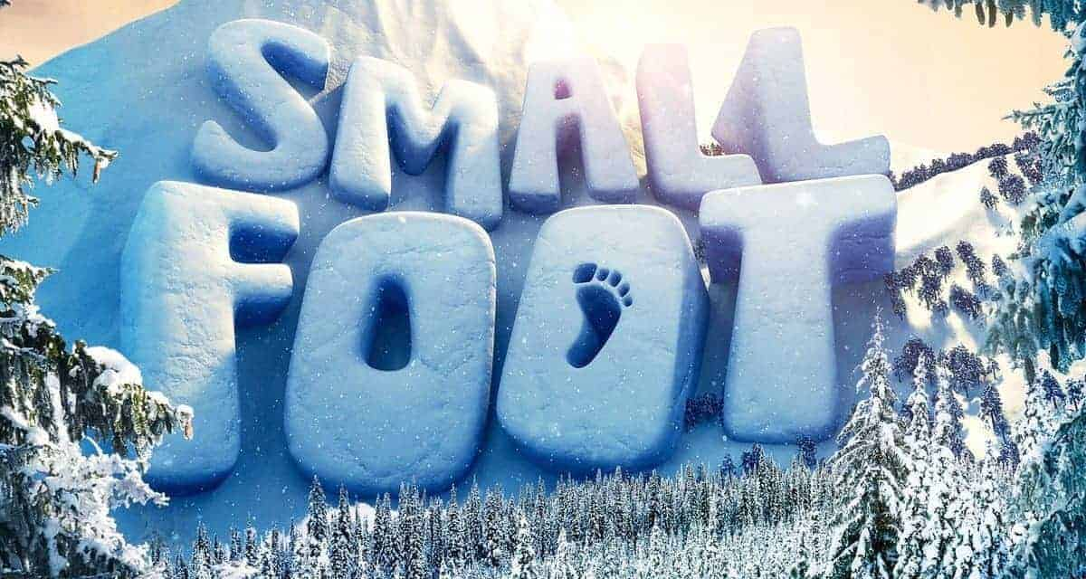 Smallfoot – Movie Review