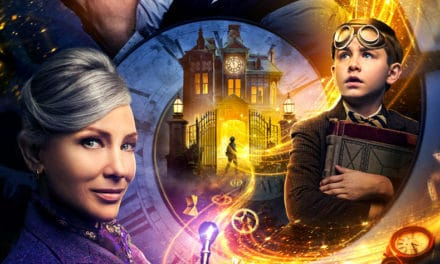 The House with a Clock in its Walls – Movie Review