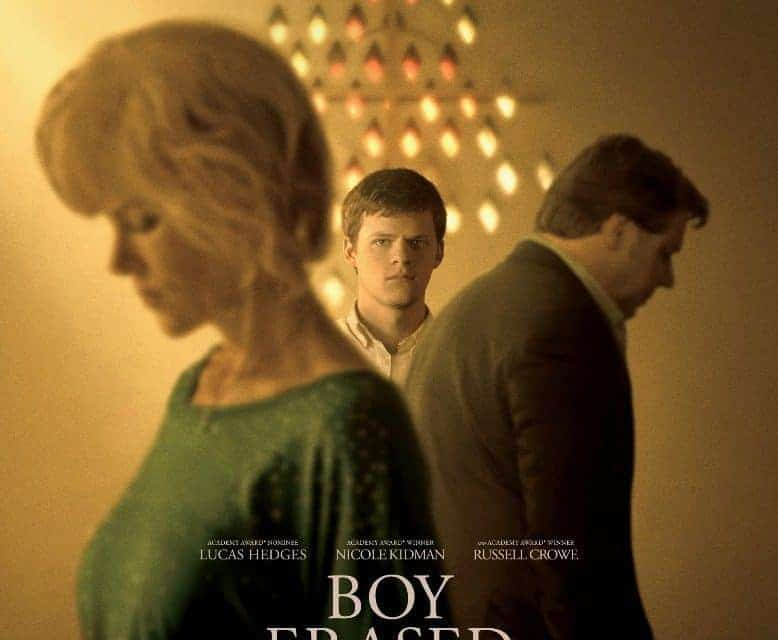 Boy Erased Movie Review