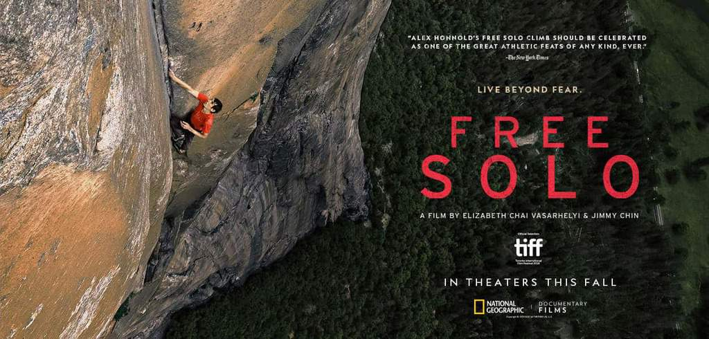 Free Solo Movie Review
