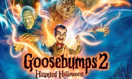 Goosebumps 2 Haunted Halloween Movie Review