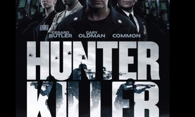 Hunter Killer Movie Review