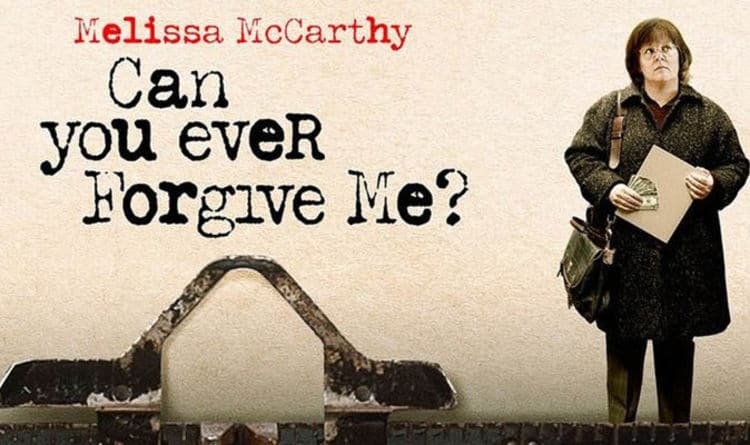 Can You Ever Forgive Me? – Movie Review