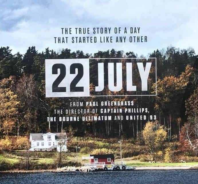 22 July – Movie Review