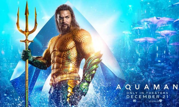 Aquaman Advance Movie Screening