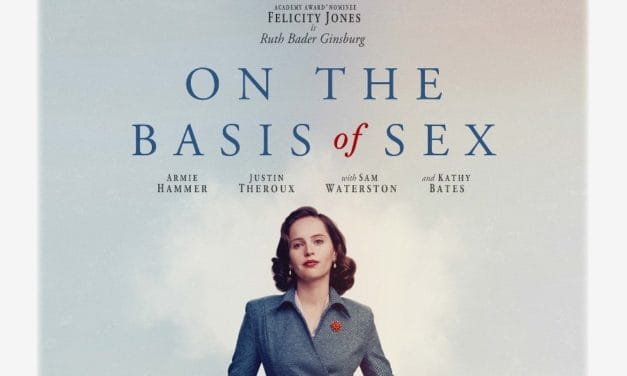 On the Basis of Sex Movie Review