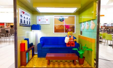 Another Family Event!! Lego Characters at AZ Mills this week 1/30 and 1/31