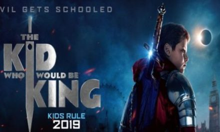 The Kid Who Would be King Movie Review