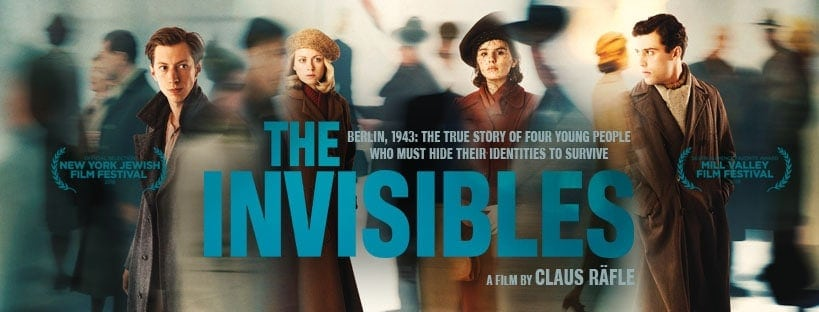 The Invisibles opening at Harkins Shea
