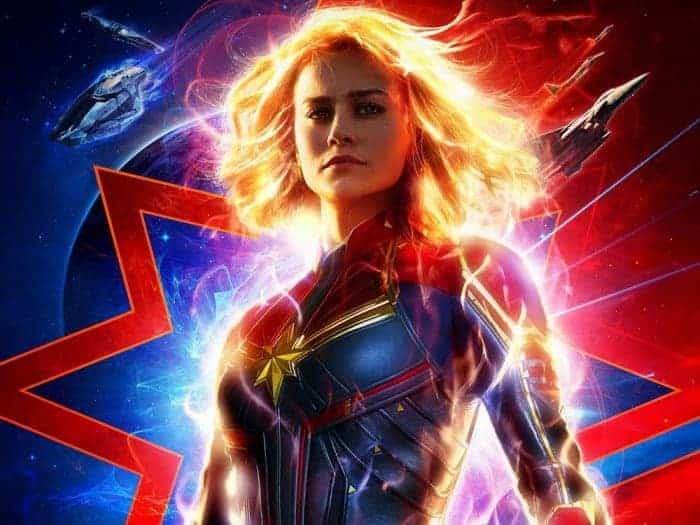 Watch the exclusive look at Marvel Studios' CAPTAIN MARVEL!