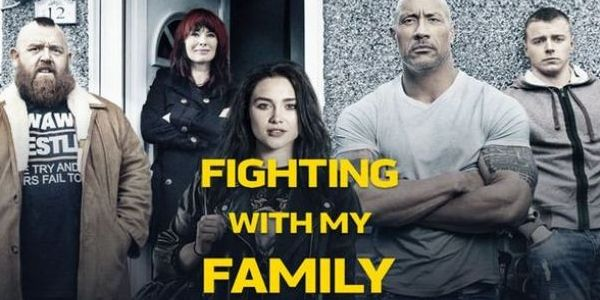 Fighting With My Family Movie Review
