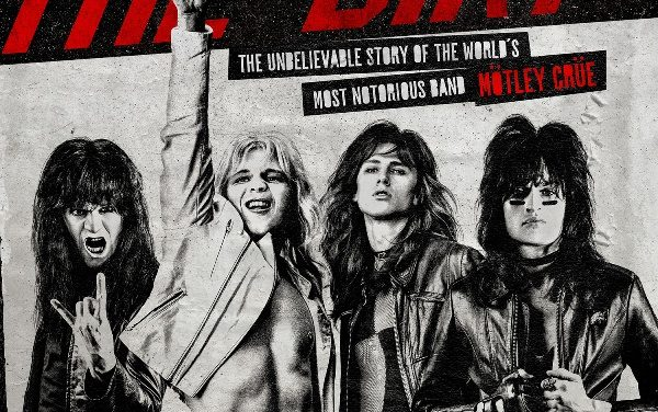 Netflix film 'The Dirt,' co-written by members of Mötley Crüe, launches everywhere 3/22!!