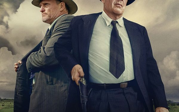 'The Highwaymen' starring Kevin Costner and Woody Harrelson coming soon to Netflix!!