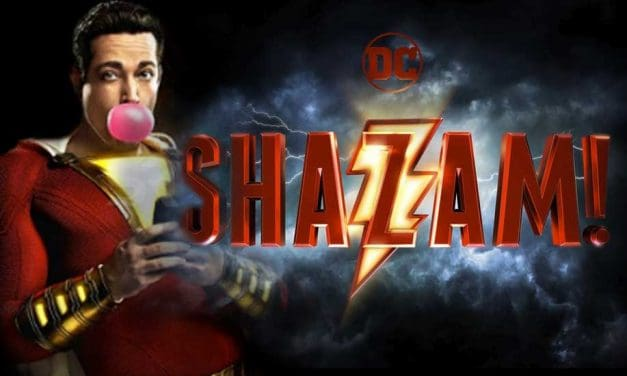 Shazam Advance Movie Screening