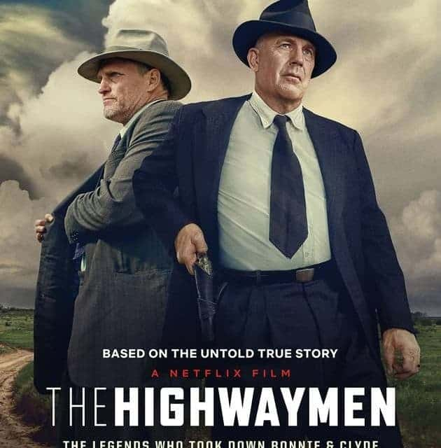 My interview with John Lee Hancock and John Fusco of 'The Highwaymen'