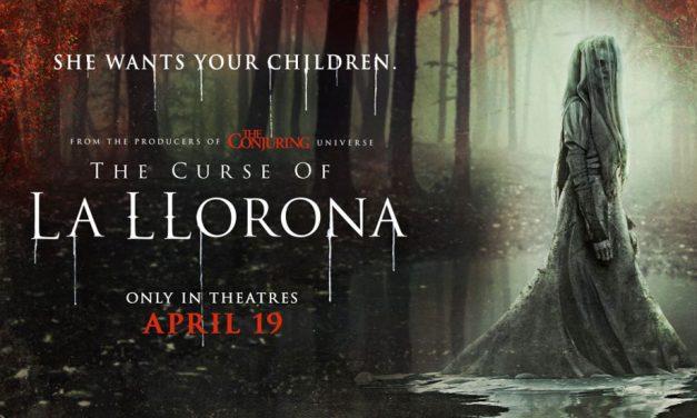 THE CURSE OF LA LLORONA Advance Movie Screening