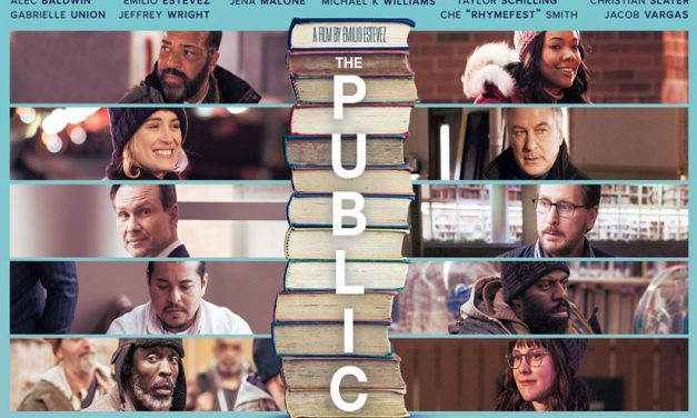 The Public Movie Review