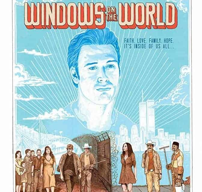 "PHOENIX FILM FESTIVAL TO SCREEN ""WINDOWS ON THE WORLD"" WITH ACTOR EDWARD JAMES OLMOS IN ATTENDANCE"