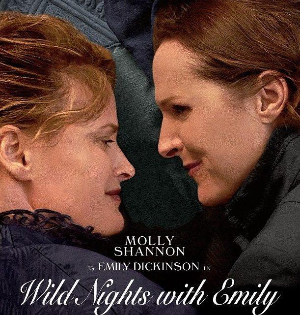 Wild Nights with Emily Movie Review