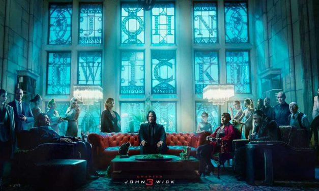 John Wick: Chapter 3 – Parrabellum Advance Movie Screening