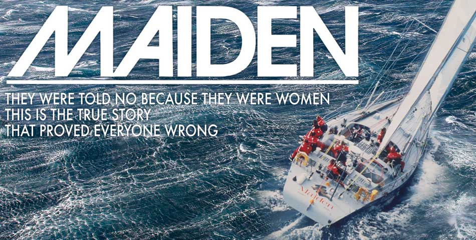 Maiden Documentary Film Poster