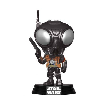The Mandalorian Q9-0 Pop!