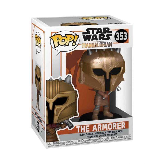 The Mandalorian The Armorer Pop!