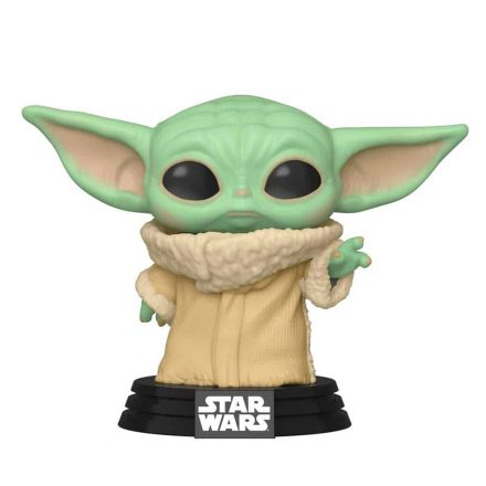 The Child Baby Yoda from Mandalorian