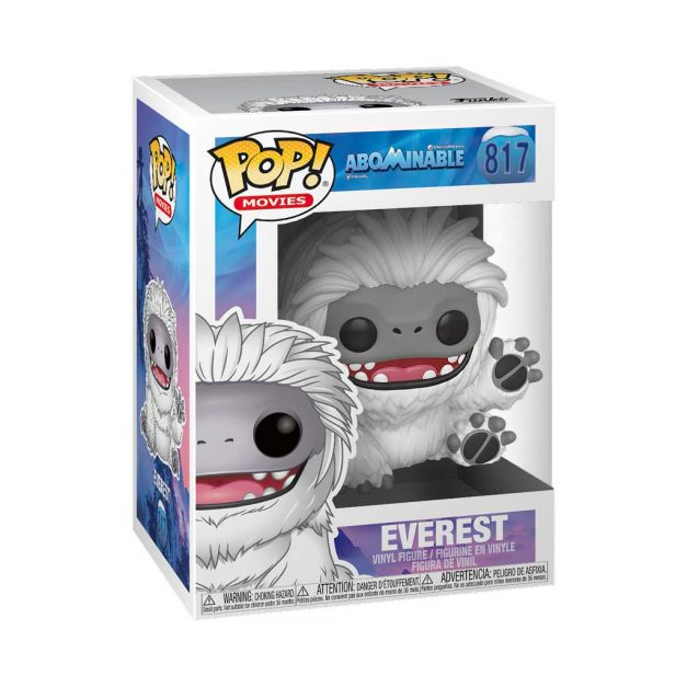 Abominable-Everest-Pop!-#817