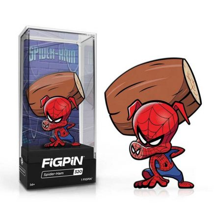 Figpin-Marvel-Spider-Man: Into the Spider-Verse-Spider-Ham-320