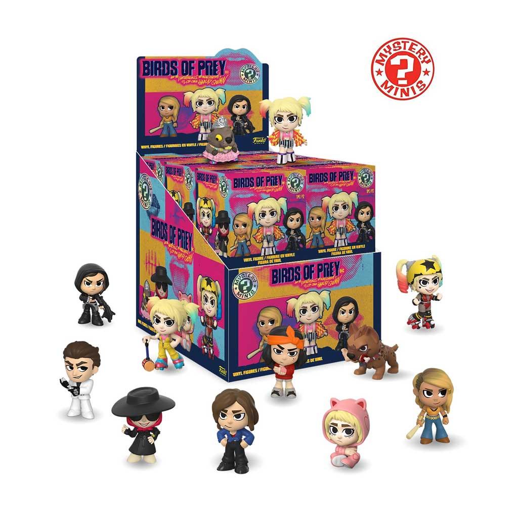 Harley Quinn Birds Of Prey Dc Mystery Mini Vinyl Figure Blind Box Tmc Io Free Movie Screenings And More