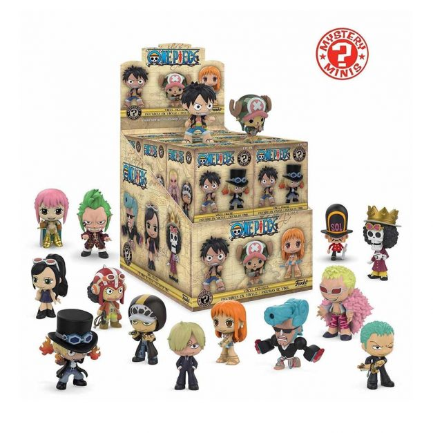 One-Piece-Mystery-Mini-Vinyl-Figure-Blind-Box